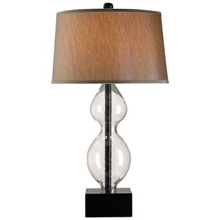 Currey and Company Leimotif Glass Table Lamp   #Y2323