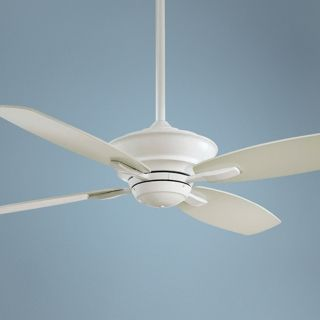 "52"" Minka Aire New Era Energy Star White Ceiling Fan   #K4641"