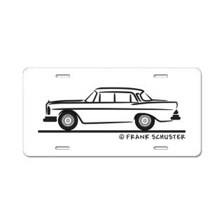 Mercedes Benz License Plate Covers  Mercedes Benz Front License Plate