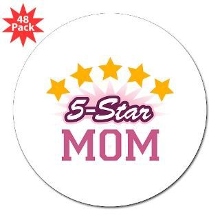 PERSONALIZED 5 Star Mom  Big Brother / Sister and new baby gifts