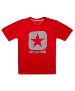 Converse Kids Shirt, Boys Box Star Logo Tee