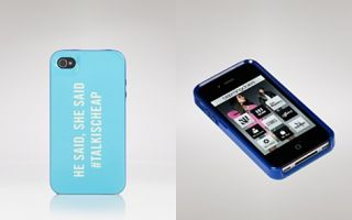 kate spade new york iPhone 4 Case   Talk is Cheap_2