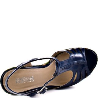 Kenneth Cole Reactions Multi Color Real Deal   Navy for 89.99