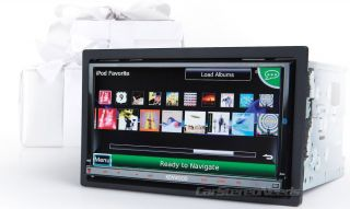 Kenwood DNX9980HD 2 DIN Car DVD Player GPS Navigation Monitor