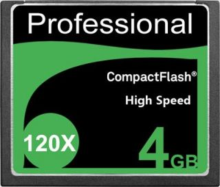 Ultra High Speed Compact Flash Memory Card For Kodak EasyShare DCS 620