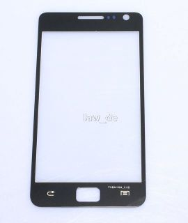 Outer Glass Lens Touch Screen for Samsung Galaxy SII S2 i9100 White