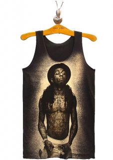 Lil Wayne Young Money Free Weezy Tank Tunic T Shirt s M