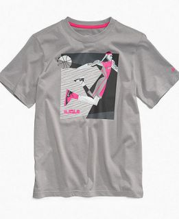 Nike Kids Shirt, Boys Lebron Tee   Kids Boys 8 20
