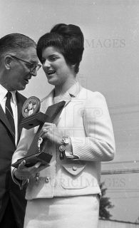 1964 35mm Negs Luci Baines Johnson at Pet Parade Lagrange IL 11