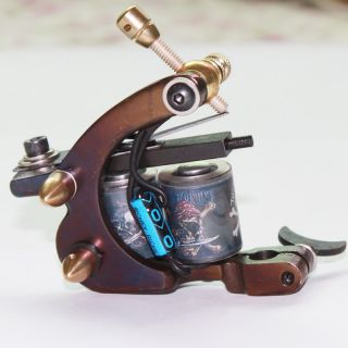 Handmade Tattoo Machine Gun Frame for Shader Supply One Year Warranty