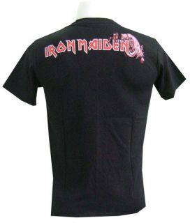 Rock Band Music Iron Maiden The Albatross Follows on T Shirt Mens s M