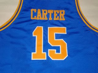 Vince Carter Mainland High School Jersey Blue New Any Size JAL