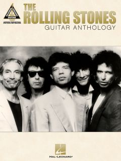 The Rolling Stones Guitar Anthology Guitar Song Book