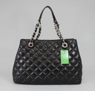 Kate Spade Gold Coast Maryanne PXRU2289 Black $478