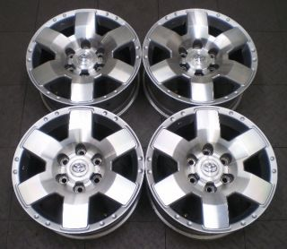 69503 Toyota FJ Cruiser Tacoma Tundra 17 Factory Wheels Rims 4
