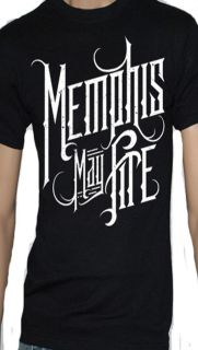 Memphis May Fire The Hollow Logo Soft Fit T Shirt New s M L XL