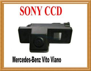 CCD Car Rear View Reverse Camera for Mercedes Benz Vito Viano