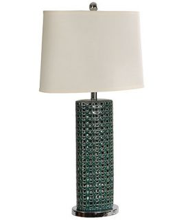 Crestview Table Lamp, Maura Blue   Lighting & Lamps   for the home