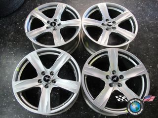 Four 2013 Ford Mustang Factory 19 Wheels Rims DR33 1007 Ea