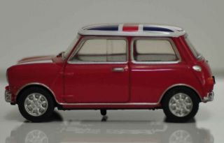 Mini Cooper Car is a 8 GB USB flash drive (also known as thumb drive