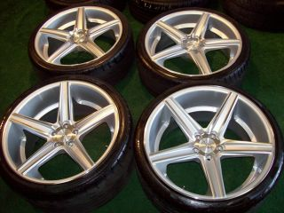 New 20 Mercedes Niche Apex Wheels SL CLS SL500 CLS500 SL550 CLS550