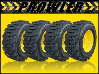 14x17 5 14 Ply Skid Steer John Deere Wheels Rims Tires