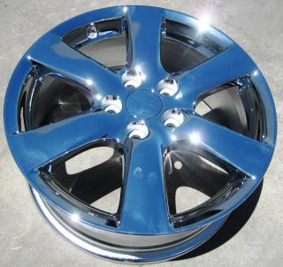 NEW 17 FACTORY TOYOTA RAV4 OEM CHROME WHEELS RIMS EXCHANGE YOUR STOCK