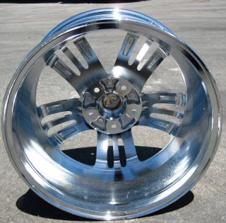 New 17 Factory Infiniti G37 Chrome Wheels Rims G35 Maxima M35 Q45