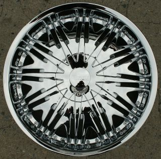 20 Chrome Rims Wheels Lexus GS300 sc400 GS400 20 x 8 5 5H 42
