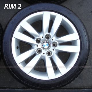 17 inch Rims Wheels and Tire BMW 325 335 330