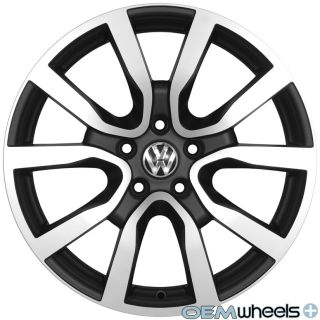 Wheels Fits VW Golf Jetta CC EOS GTI Passat Audi A3 A6 Rims