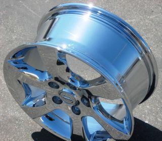 Your Stock 4 New 16 Factory Nissan Altima Chrome Wheels Rims
