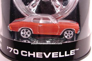 2005 Hot Wheels Rims Series 70 Chevelle