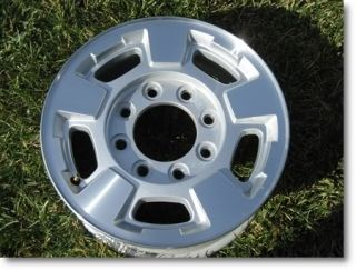 Chevy GMC 2500 3500 HD Factory Original Stock Wheel Rim 5500 3