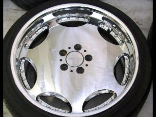 10J 5x114 VIP Alloy Wheels Rims Aristo Lexus r33 S15 350Z RX8