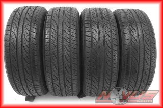 TUNDRA SEQUOIA 4RUNNER CHROME OEM WHEELS TIRES DUNLOP TIRES 18 22 17