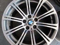 11 BMW M3 E90 Factory 19 Wheels OEM Rims 00 07 BMW M3 E46 71234 71235