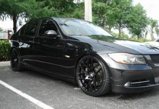 M310 19 inch Matte Black Wheels BMW 3 E90 E92 E93 328i 330i 335i M3