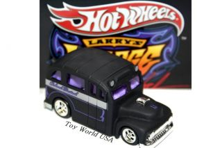 Hot Wheels Larrys Garage Series car. This series features some of