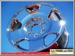 New 17 Ford Expedition F 150 Chrome Wheels Rims Exchange 3624