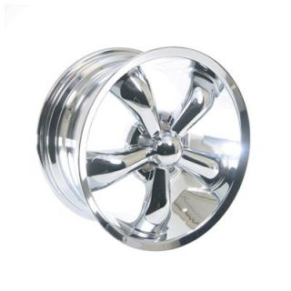 Racing Legend 5 Series Chrome Wheel 18x9.5 5x114.3mm BC 142 8965C18