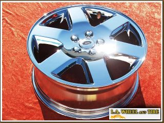 19 Land Rover Range Rover LR3 Chrome Factory Wheels Rims 72191