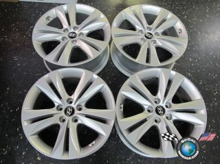09 12 Hyundai Genesis Coupe Factory 18 Wheels Rims 70788 70789