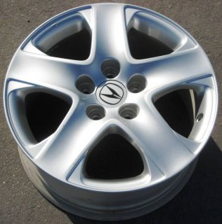 17 Factory Acura RL Alloy Wheel Rim 71743 17x8 1 Single Call 714 940
