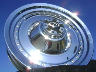 Harley Softail Fatboy Fat Boy Chrome Wheel Rim Rear HD