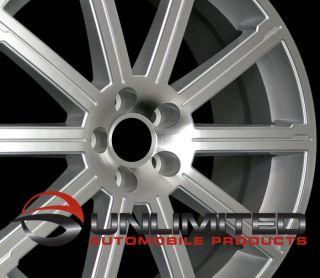22 Silver Range Rover Wheels Rims Fit Range Rover Sport Supercharged