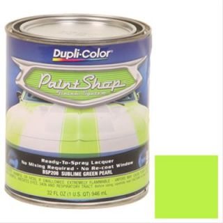 Dupli Color Paint Paint Shop Finish Lacquer Gloss Sublime Green Pearl