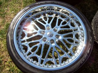 Coast Choppers Cadillac Escalade Tahoe Suburban Wheels Tires