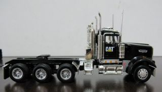 50 Scale Kenworth W900 w Lowboy Trailer and Cat 950H