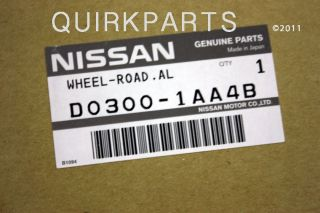 ORIGINAL EQUIPMENT 20 Inch Alloy Wheel Rim for your Nissan Murano